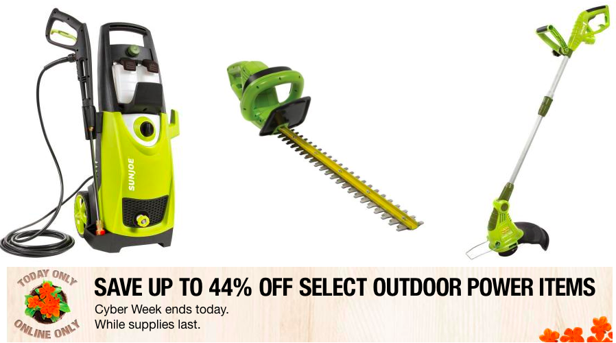 Home Depot 44 Off Outdoor Power Items Pressure Washer Hedge