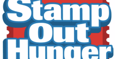 Stamp Out Hunger Food Drive: Donate Your Non-Perishable Food Items (Saturday, May 14th)