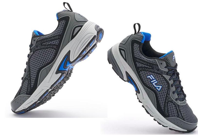 936fac24 Kohl's Cardholders: FILA Sport Men's Running Shoes Only $21.69 ...