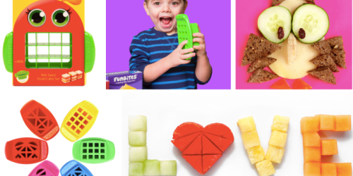 FunBites Food Cutter Set ONLY $6.99 Each Shipped (Featured on Shark Tank)