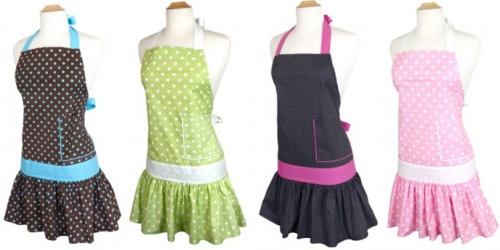 Flirty Aprons: Matching Mom AND Daughter Aprons $13 Shipped (Last Day to Order)