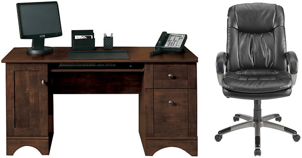 Office Depot/Max: Realspace Office Desks & Chairs ONLY $80 ...