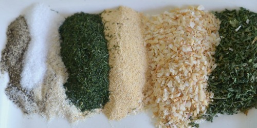 Homemade Ranch Seasoning & Dressing Mix
