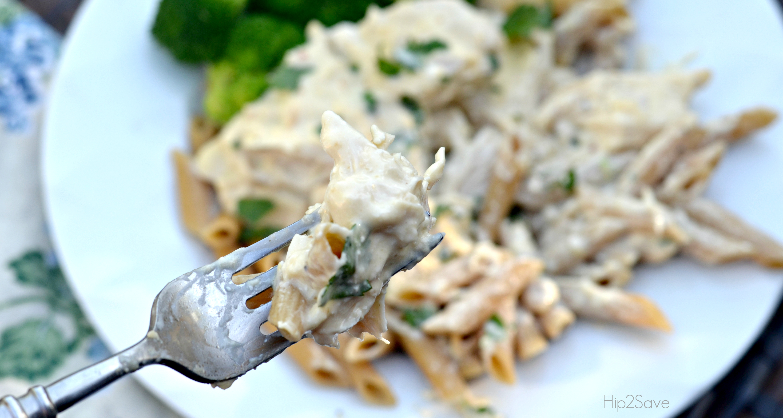 Easy Creamy Italian Chicken Hip2Save.com