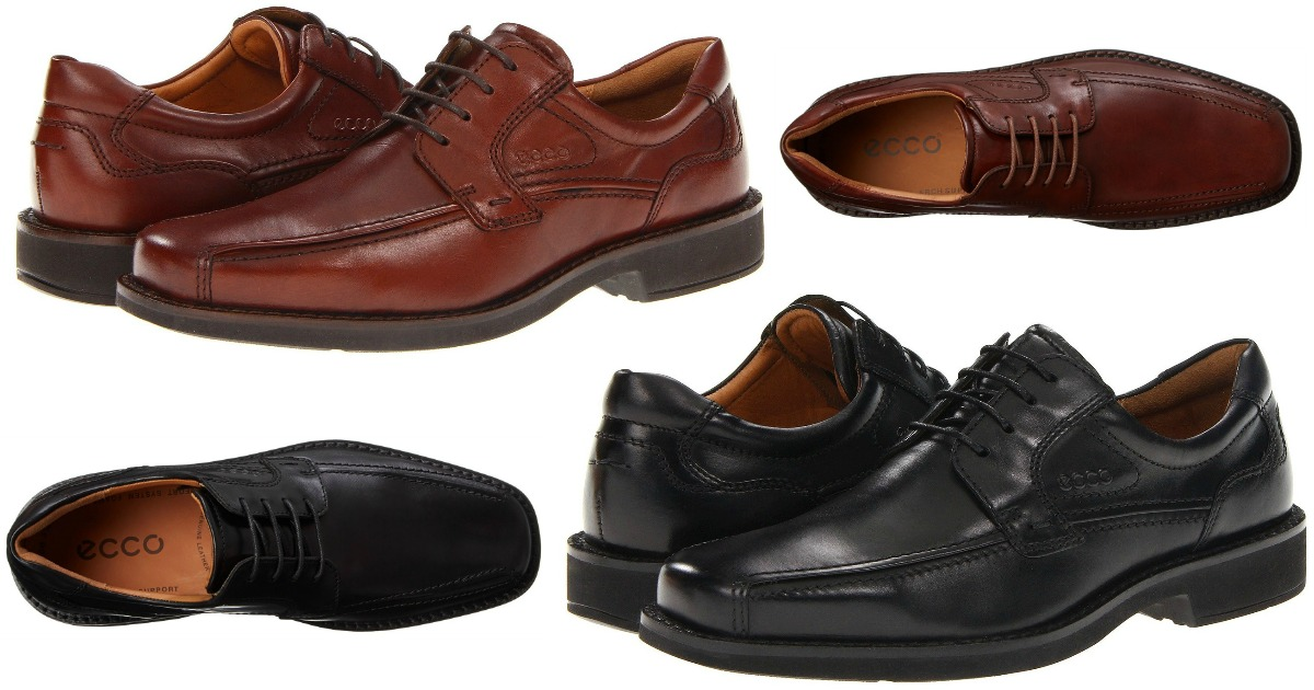 b053390317167 Amazon: ECCO Men's Oxford Shoes As Low As $67.98 (Regularly $179.95)
