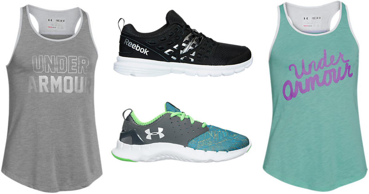 e077ded269e Hop on over to Finish Line to check out their end of season sale where you  can score Reebok Running Shoes for as low as  17.49 ...