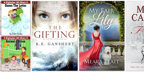 BookBub: Free & Bargain eBooks Sent Daily Via Email (+ The eBooks That Arrived in My Inbox!)