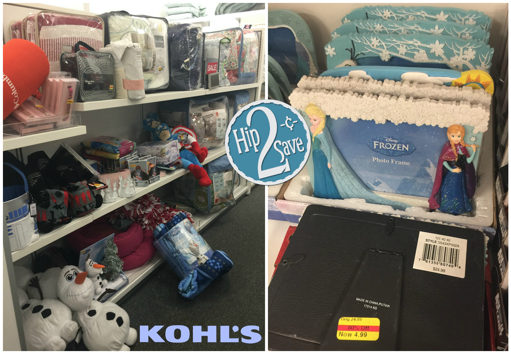 85dc88ad78 Kohl s In-Store Clearance  Up to 80% Off Disney Items AND 90% Off Shoes