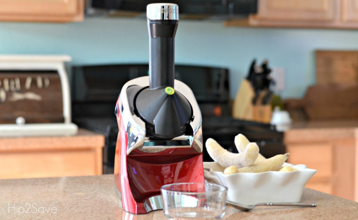 How to Use Yonanas Frozen Dessert Maker Hip2Save