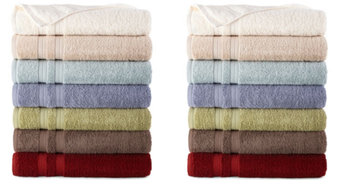 JcPenney towels