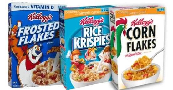 Kellogg's Cereal