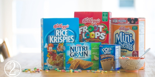 Kellogg's Family Rewards: Add 25 More Points