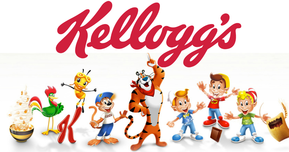 Kellogg's Family Rewards: Add 100 More Points