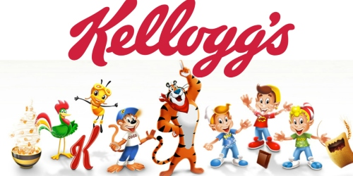 Kellogg's Family Rewards: Add 50 More Points