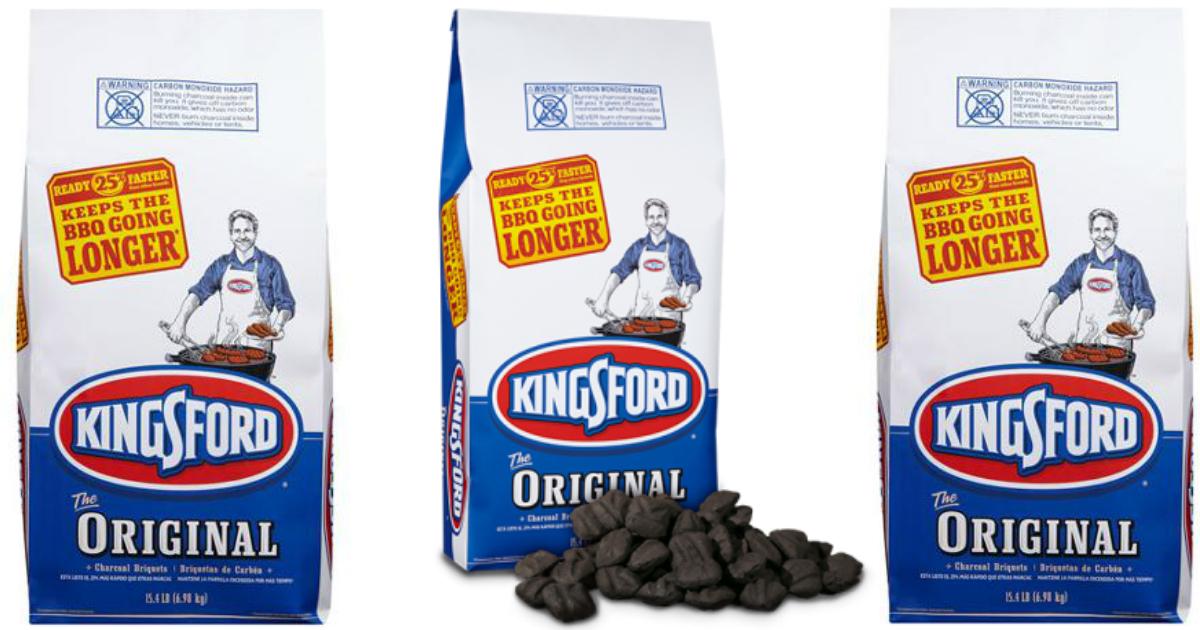 Walmart Kingsford Charcoal 15 40 Lb Bag Just 5 Hip2save