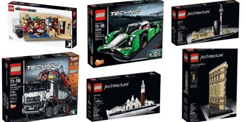 Lots of Great Deals on LEGO Sets