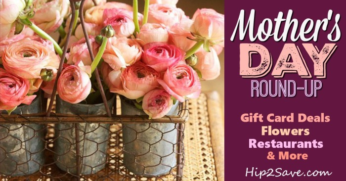 Mother's Day Round-Up (Restaurant Deals, Gift Ideas, Free Weekend Entertainment and More)