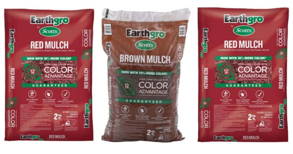 Home Depot Scotts Earthgro Mulch Only 2 Hip2save