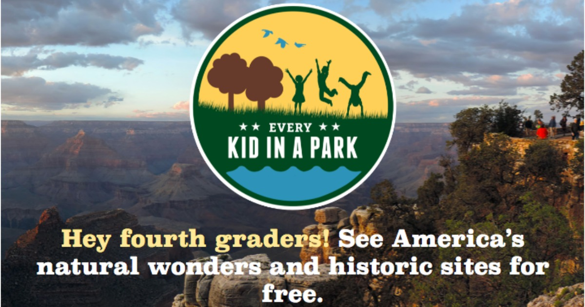National Park for 4th Graders offer