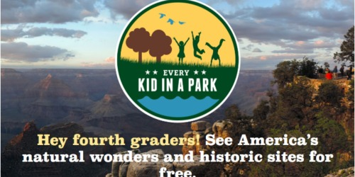 FREE Access to Federal Parks, Lands and Waters for Fourth Graders