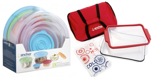 Oneida: 30% Off Entire Site + Free Shipping = 10 Piece Snap & Seal Bowl Set $4.89 Shipped