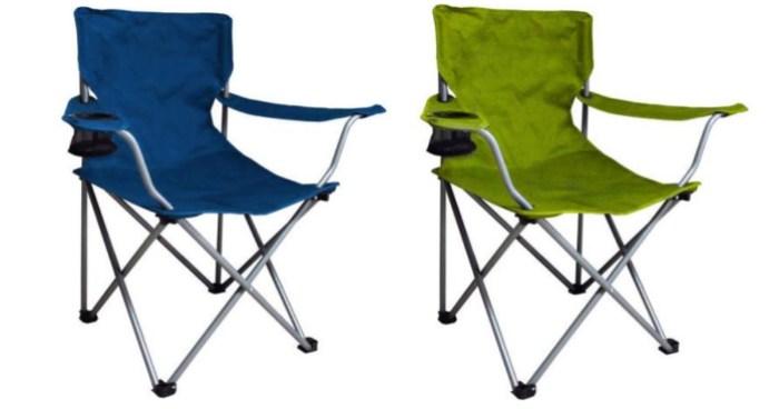 Swell Walmart Ozark Trail Folding Chair Only 5 Hip2Save Theyellowbook Wood Chair Design Ideas Theyellowbookinfo