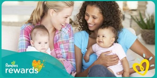Pampers Rewards: Earn 20 More Points