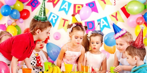 Share YOUR Thoughts About Birthday Party Favors!