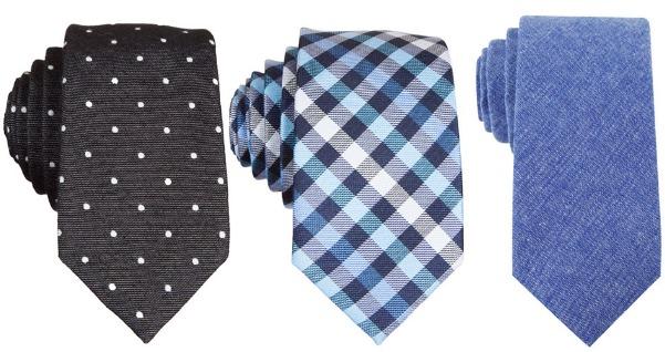 b87f24e85fa0 Macy's: Men's Neck Ties Only $3.99 (Reg. $55) - Hip2Save