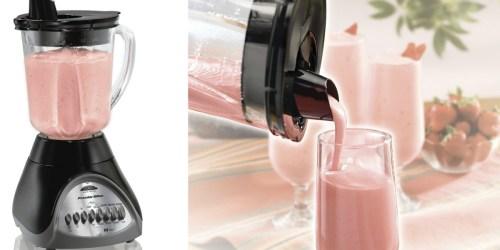 Amazon: Proctor Silex Smooth Pour 10-Speed Blender Only $23.78 (Best Price)