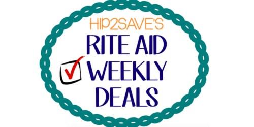 Rite Aid Deals 7/31-8/6