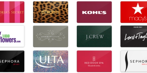 Raise.com Mother's Day Sale: Score Discounted Gift Cards for Kohl's, Macys, Sephora & More