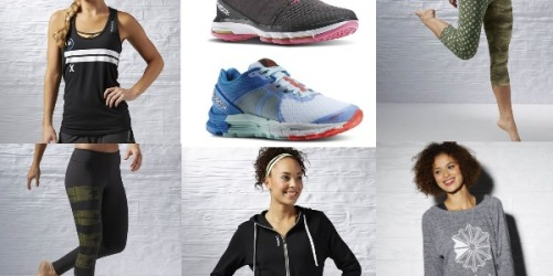 Reebok: Extra 30% Off Mother's Day Collection Sale Items + Free 2-Day Shipping
