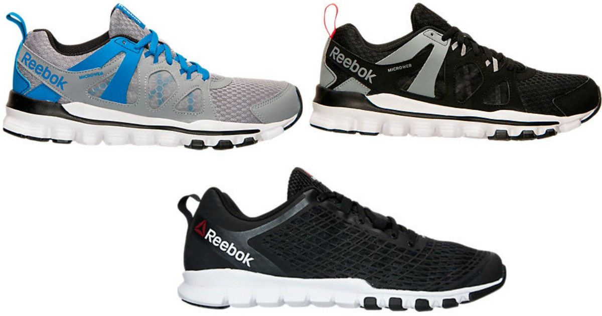 Men's Reebok and Adidas Shoes Under $30
