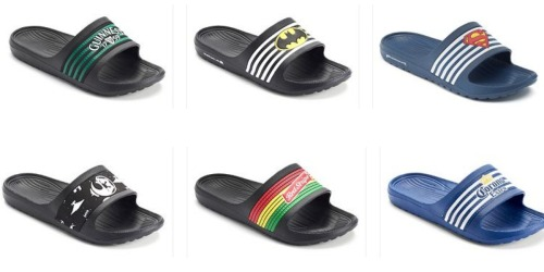Kohl's: Men's Slide Sandals & Women's Juicy Couture Sandals Only $6.79 Each