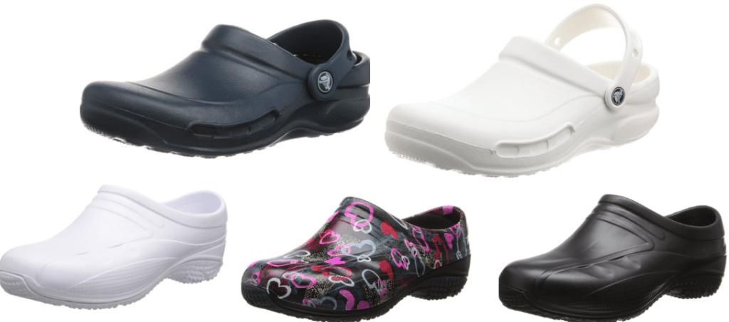fb482514d Amazon  50% Off Nurse s Shoes   Crocs Only  14.99