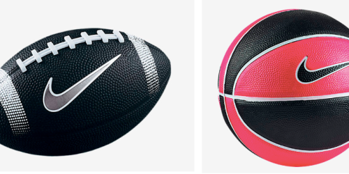 Nike.com: Extra 20% Off Clearance = Mini Basketball Only $3.98 Shipped