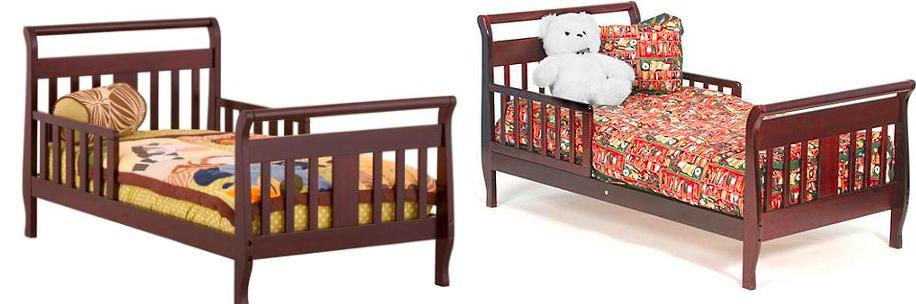 Stork Craft Toddler Bed