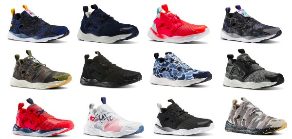 5b65acd0137 Extra 40% Off Reebok Outlet  Men s   Women s Furylite Shoes Only ...