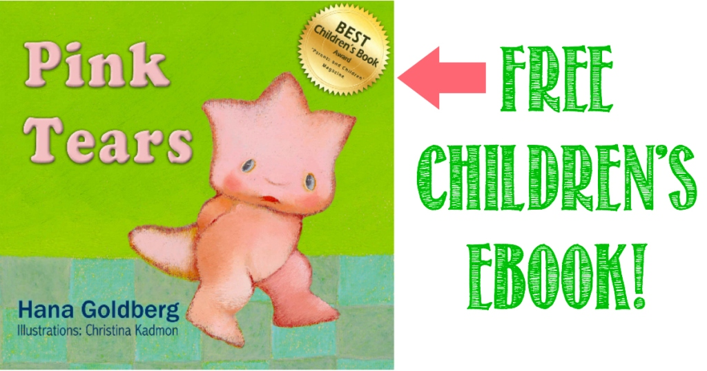 Amazon: Free Pink Tears Children's eBook (Regularly $2 99) + Sign Up