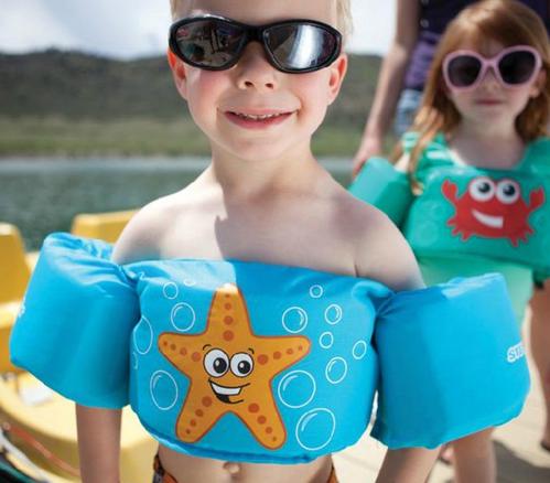 Starfish Puddle Jumper Floatation Device