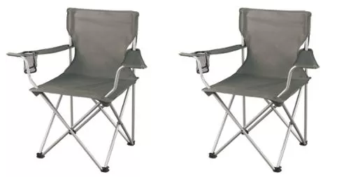Super Walmart Ozark Trail Folding Chair Only 5 Hip2Save Theyellowbook Wood Chair Design Ideas Theyellowbookinfo