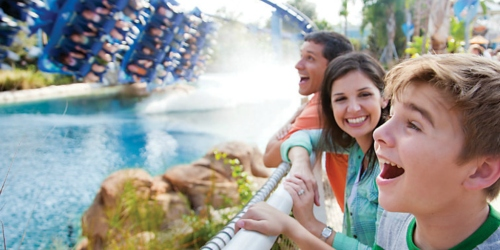 Up to 50% Off Admission to Sea World Orlando & More