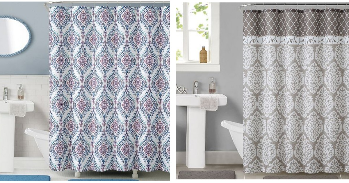 Kohl's Cardholders: VCNY Shower Curtain & Rug Sets Only $13.99 Shipped (Reg. $54.99) - Hip2Save