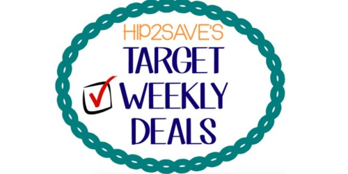Target Deals 7/31-8/6