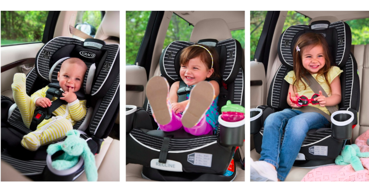 Graco 4ever All In One Car Seat Only 22999 Shipped Regularly 29999