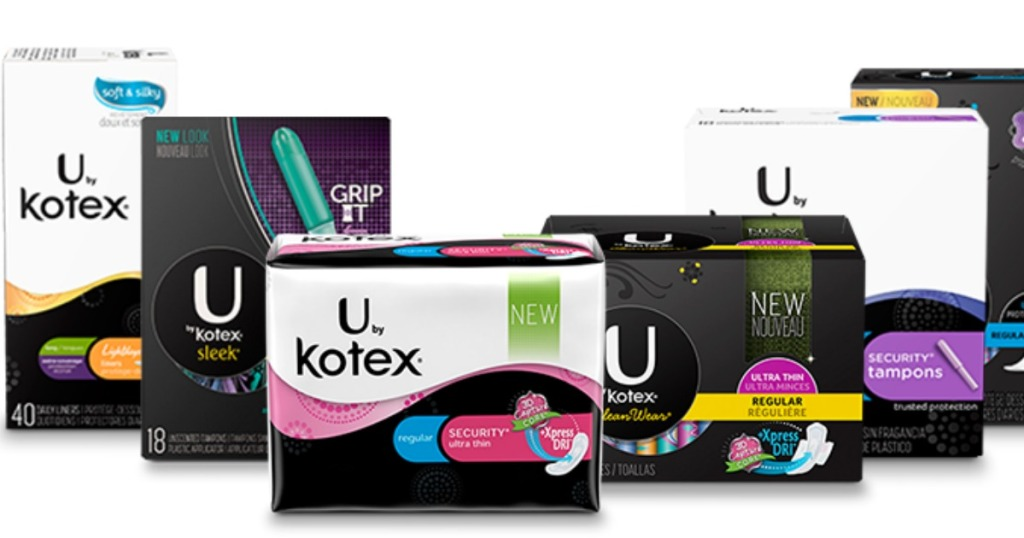 New U By Kotex Coupons Nice Deals At Rite Aid Hip2save