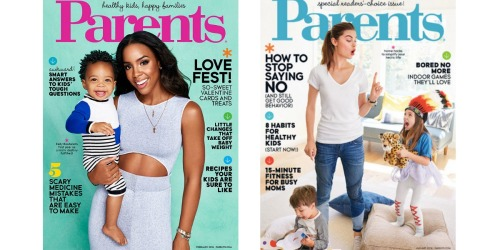 FREE 1-Year Subscription to Parents Magazine