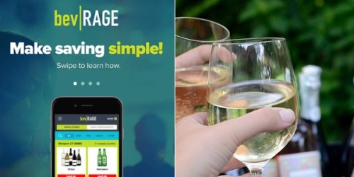 Free bevRAGE App: Earn Cash Back w/ Beer, Wine & Liquor Purchases (Now in OR, WA & IL)