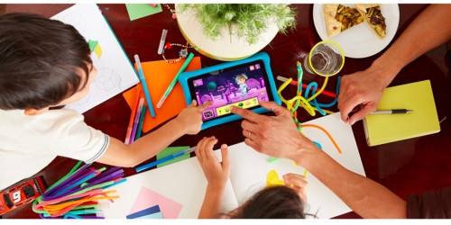 Amazon: 2 Pack of Fire 7 Kids Edition Tablets $149.98 Shipped (w/ 2 Year Worry-Free Guarantee)